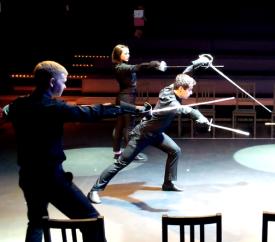 Hamlet Fight, 2012