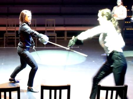 Hamlet Fight, November 2012