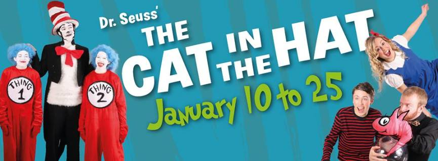 """Promo image for """"The Cat in the Hat"""""""