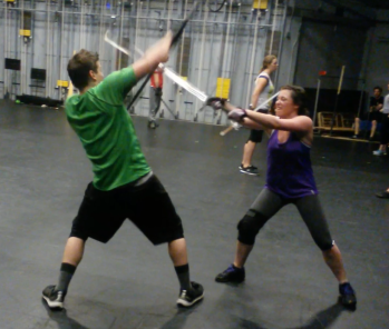 Longsword Fight, AFDC Nationals