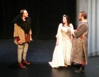 """Polonius and His Children"""