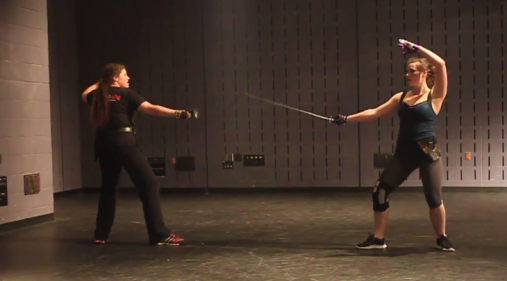 Smallsword Fight, AFDC Nationals