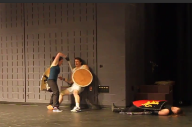 Sword and Shield Fight, AFDC Nationals